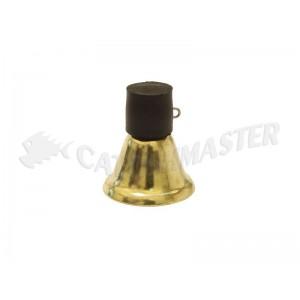 Колоколчик  золотой с резиновым креплением