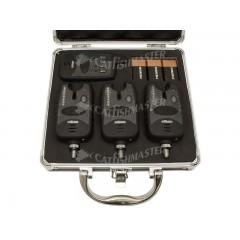 Набор электронных сигнализаторов поклевки 3+1 FA209-3