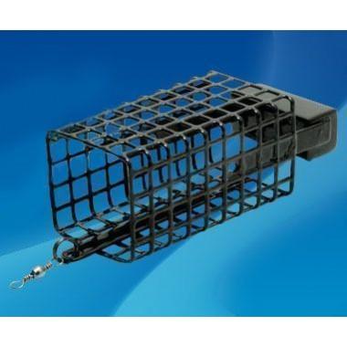 Кормушка фидерная Wirek квадратная груз снизу