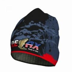 Трикотажная шапка Relax (синяя)
