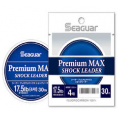 Seaguar Premium MAX Shock Leader (SOFT)