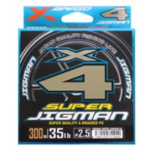 X-Braid Super Jigman x4 200м